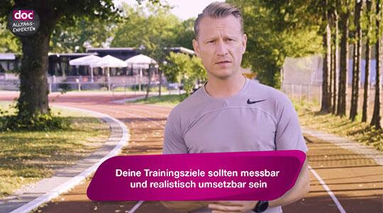 Trainingsziele Eigenschaften